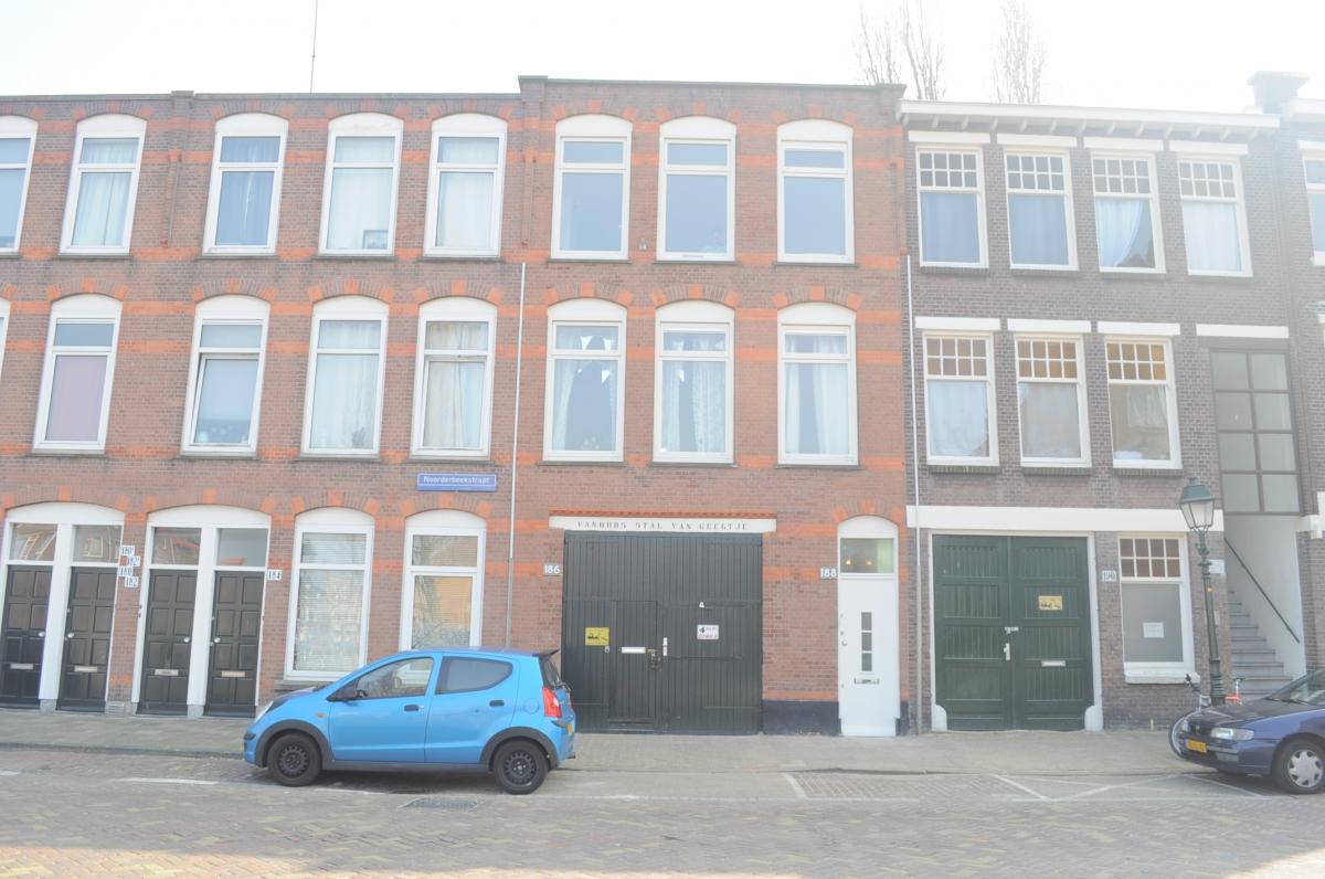 Noorderbeekstraat, The Hague